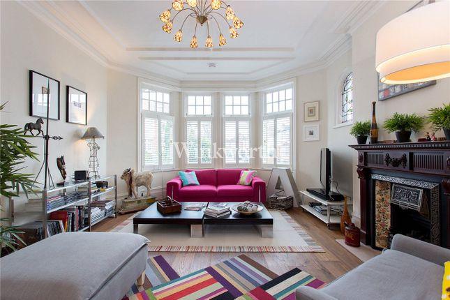 Thumbnail End terrace house to rent in Fox Lane, London