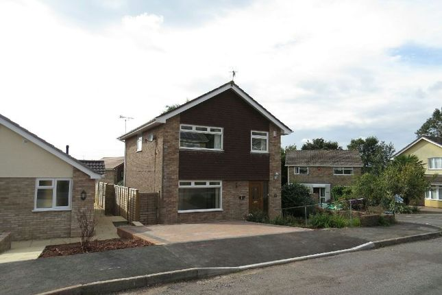 Thumbnail Detached house for sale in Brimridge Road, Winscombe