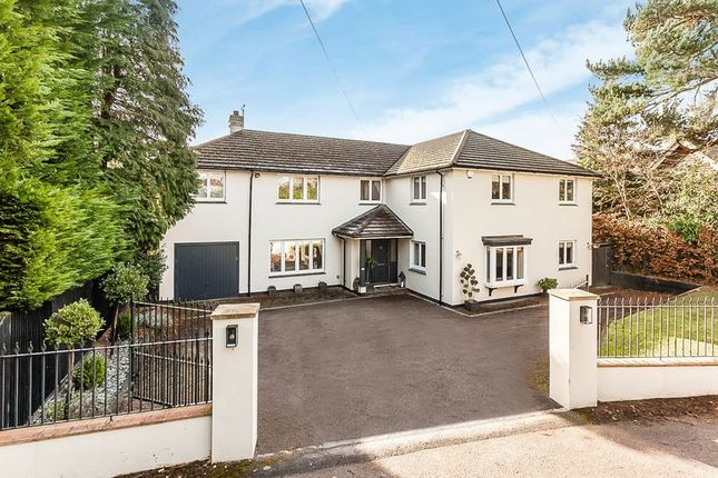 Thumbnail Detached house for sale in Holmewood Ridge, Langton Green, Tunbridge Wells