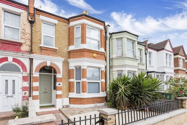 Thumbnail Terraced house for sale in Salisbury Road, London