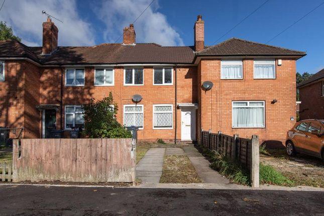 Thumbnail Property to rent in Milcote Road, Birmingham