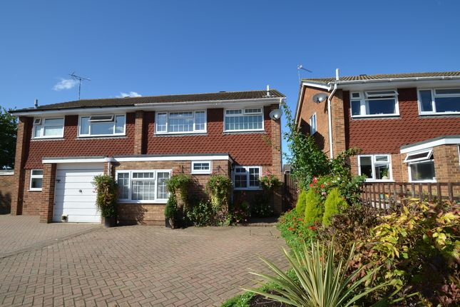 Thumbnail Semi-detached house for sale in Bedgebury Close, Maidstone