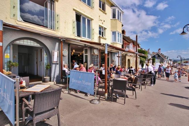 Thumbnail Restaurant/cafe for sale in Marine Parade, Lyme Regis