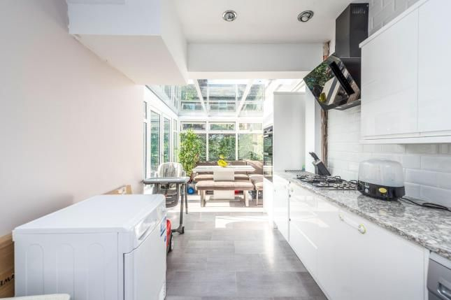 Kitchen/Diner of Sunnyside Road, Liverpool, Merseyside L23
