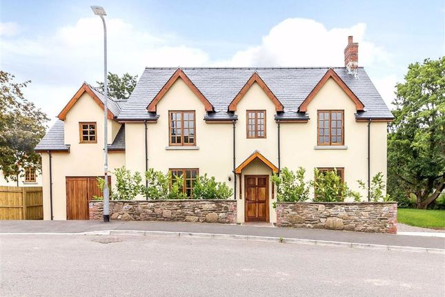 Thumbnail Detached house for sale in Tabernacle Drive, Rhiwderin, Newport