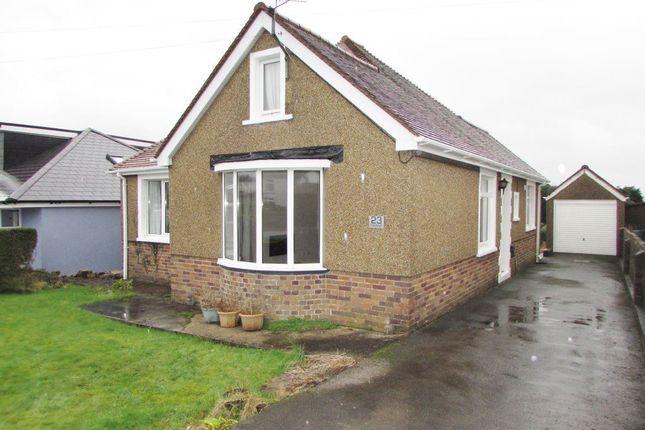 Thumbnail Bungalow to rent in Pen-Yr-Heol, Pen-Y-Fai, Bridgend