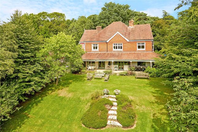 Thumbnail Detached house for sale in Station Road, Stonegate, Wadhurst, East Sussex