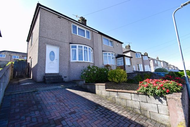 2 bed semi-detached house for sale in Grasmere Avenue, Workington CA14