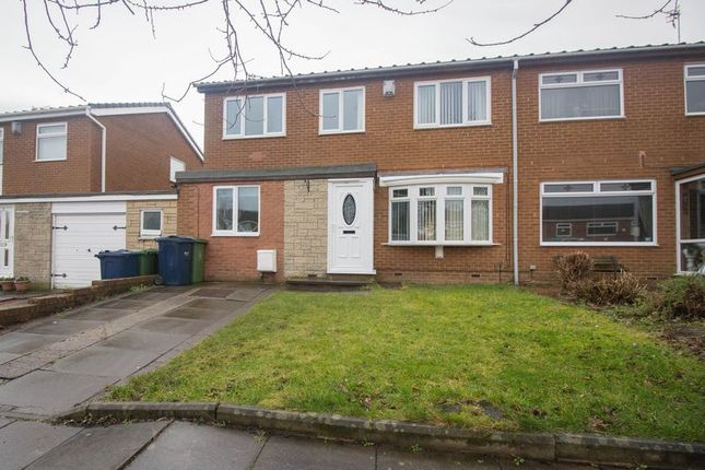 4 bed semi-detached house for sale in Thornhaugh Avenue, Whickham, Newcastle Upon Tyne