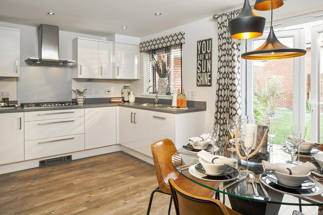 """Thumbnail Detached house for sale in """"Andover"""" at Morganstown, Cardiff"""