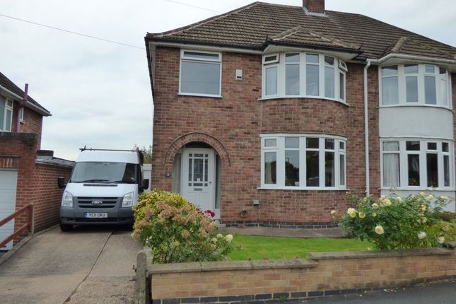 Thumbnail Semi-detached house to rent in Windsor Street, Stapleford