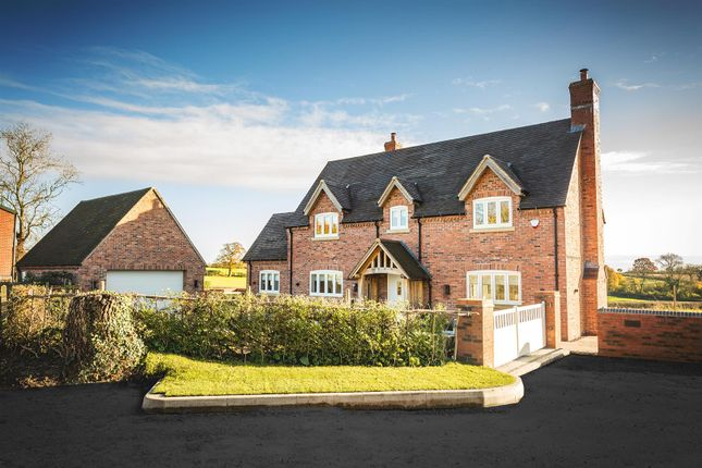 Thumbnail Detached house to rent in Willows View, Dalbury Lees, Ashbourne, Derbyshire