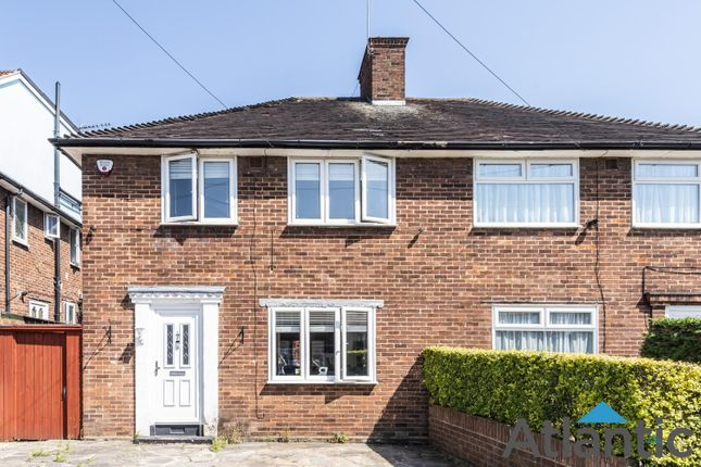 Thumbnail Semi-detached house for sale in Withy Mead, Chingford