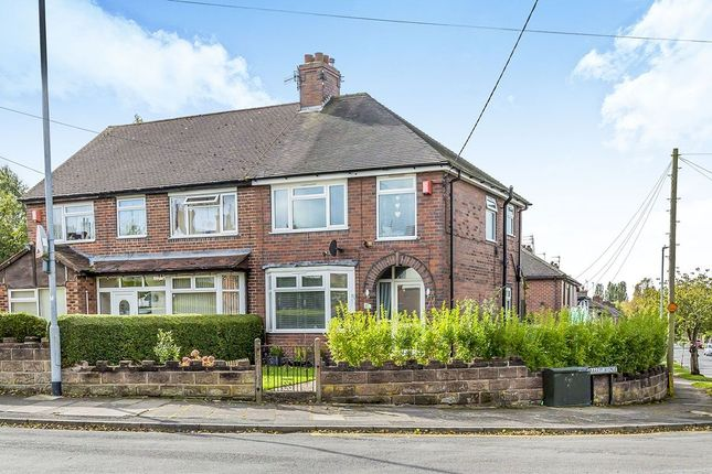 3 bed semi-detached house for sale in Fellbrook Lane, Bucknall, Stoke-On-Trent