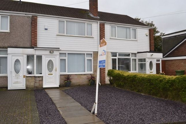 Thumbnail Terraced house to rent in Hillcrest, Maghull, Liverpool