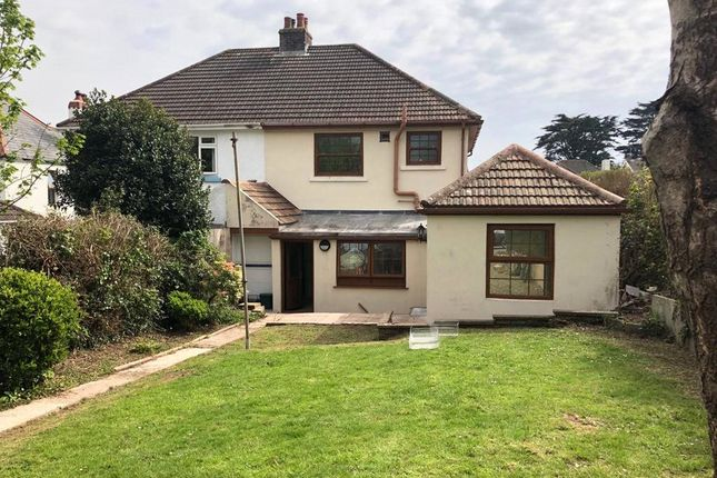 Thumbnail Semi-detached house for sale in Picton Road, Hakin, Milford Haven