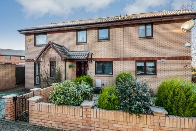 Thumbnail Terraced house for sale in 27 Easthouses Way, Dalkeith