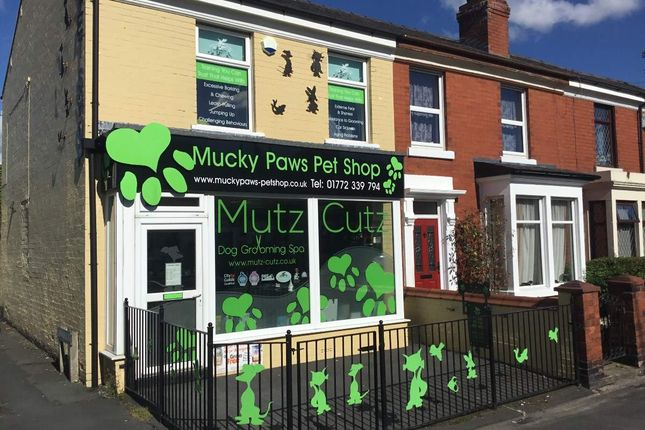 Thumbnail Commercial property for sale in Station Road, Bamber Bridge, Preston