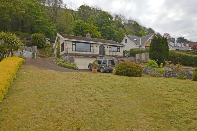 Thumbnail Detached bungalow for sale in Cwm Road, Dyserth, Denbighshire