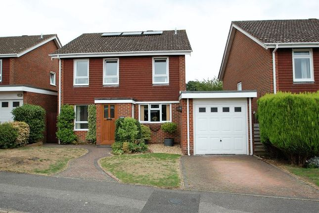 Thumbnail Detached house for sale in Upper Wardown, Petersfield