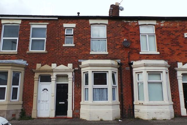 Thumbnail 2 bed terraced house for sale in Ripon Street, Preston
