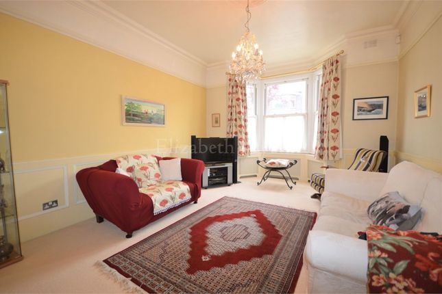 Thumbnail Terraced house to rent in Dover Road, Aldersbrook, London