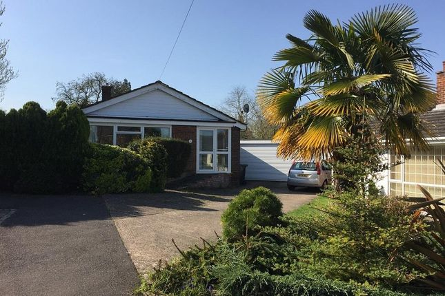 Thumbnail Detached bungalow for sale in Chapel Close, Wrestlingworth