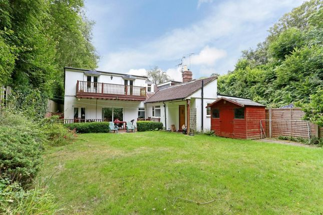 Thumbnail Semi-detached house for sale in Callow Hill, Virginia Water