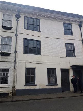 Thumbnail Maisonette to rent in Church Street, St. Pauls, Canterbury