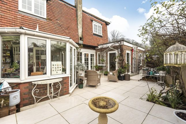 Garden of Foley Road, Claygate, Esher KT10