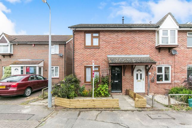 Thumbnail End terrace house for sale in Princeton Mews, Highwoods, Colchester