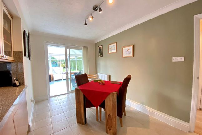 Dining Area of Coopers Lane, Bramley, Tadley RG26