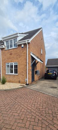 2 bed semi-detached house for sale in Cyrano Way, Great Coates, Grimsby DN37