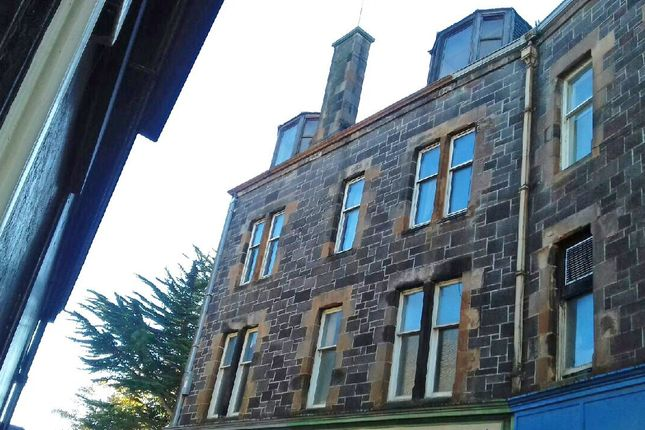 Thumbnail Flat for sale in Kirk Street, Campbeltown
