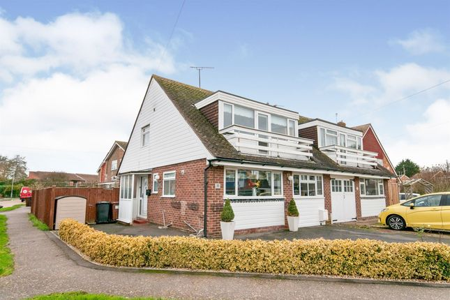 Thumbnail Bungalow for sale in Chestnut Drive, Polegate
