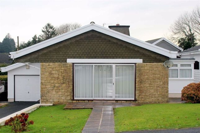 Thumbnail Detached bungalow for sale in Cotswold Gardens, Kilgetty
