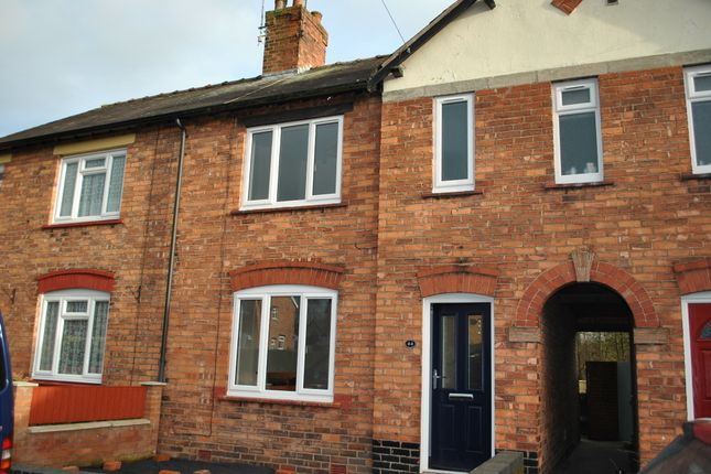 Thumbnail Terraced house to rent in Wayland Road, Whitchurch, Shropshire