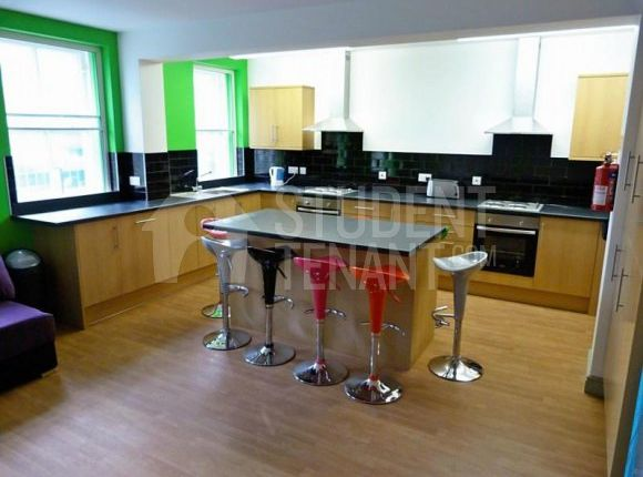 Thumbnail Shared accommodation to rent in Southgate, Huddersfield
