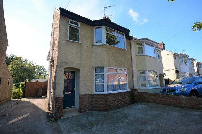 Thumbnail Semi-detached house for sale in Durban Road, Lowestoft