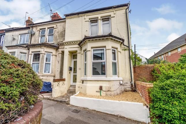 Thumbnail End terrace house for sale in Portswood, Southampton, Hampshire