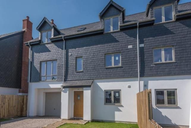Thumbnail Semi-detached house for sale in Nancledra, Penzance, Cornwall
