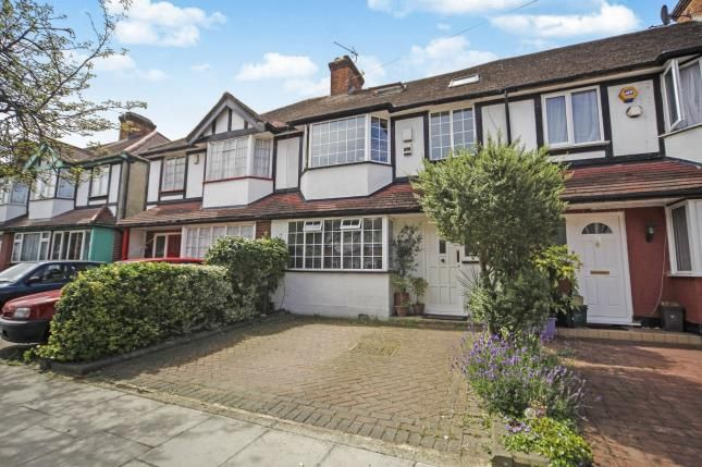 External of Dahlia Gardens, Mitcham CR4