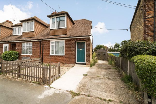 3 bed semi-detached house for sale in Cornwallis Circle, Whitstable CT5