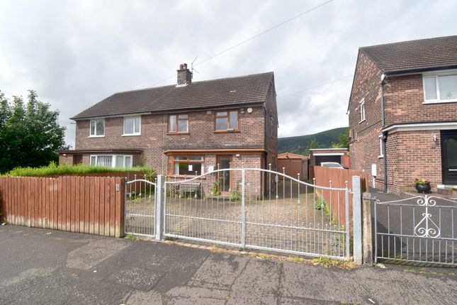 Semi-detached house for sale in 9 Woodvale Avenue, Belfast