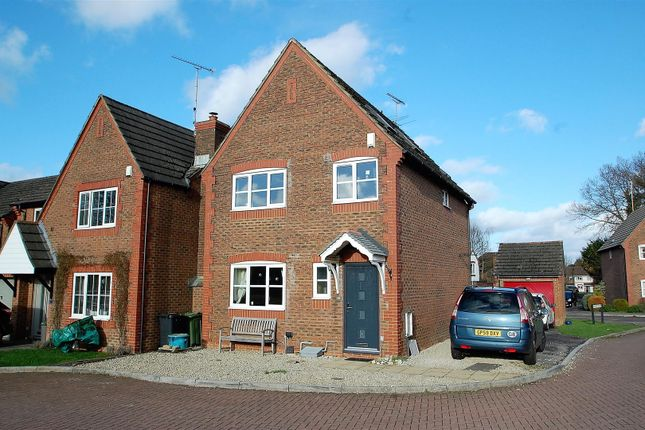 Thumbnail Detached house for sale in Nursery Field, Liss