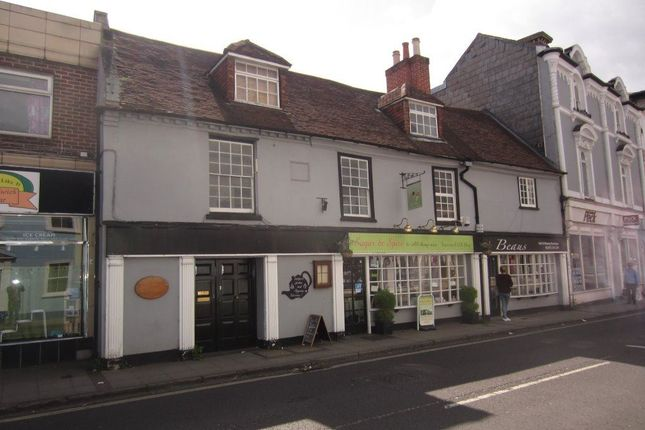 Thumbnail Property to rent in East Street, Havant