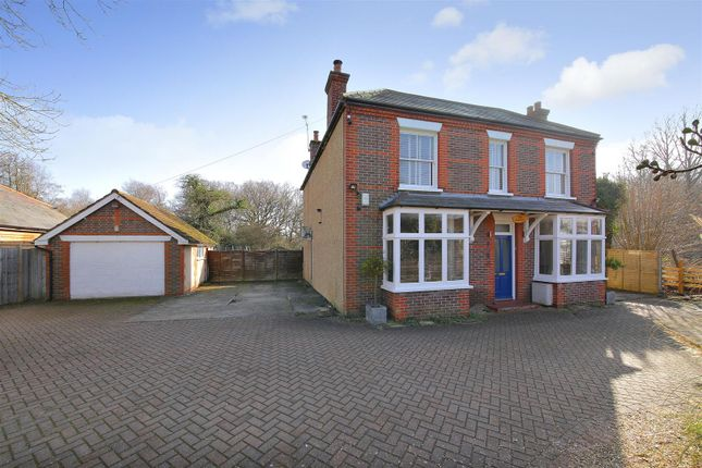 Thumbnail Detached house to rent in Station Road, Bricket Wood, St. Albans