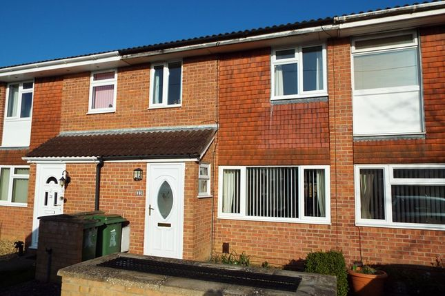 3 bed terraced house for sale in Holmbury Close, Frome