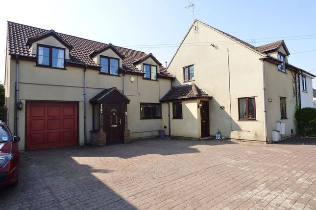 Thumbnail Cottage for sale in Down Road, Winterbourne Down, Bristol
