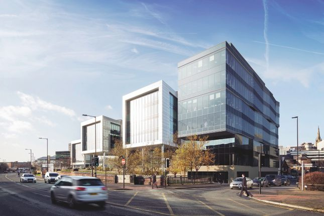 Thumbnail Office to let in Endeavour, Sheffield DC, Concourse Way, Sheffield
